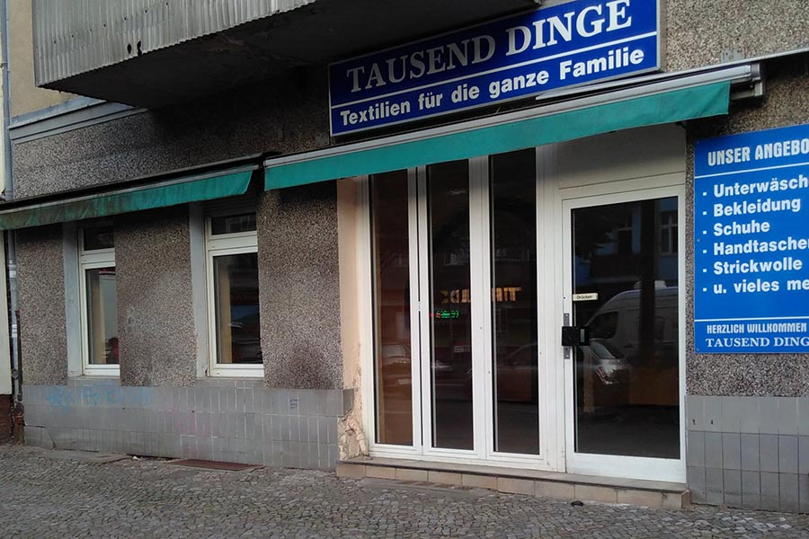 Tausend Dinge Laden in Berlin Wedding